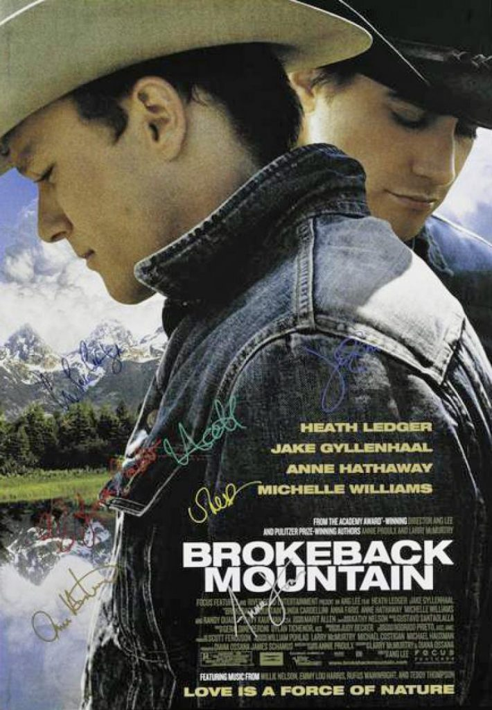 کوهستان بروکبک (Brokeback Mountain)